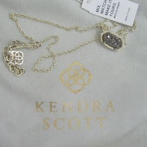 Kendra Scott necklace (NEW in box)